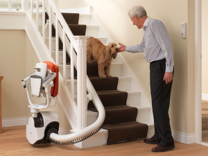 stairlifts: home adaptations for independence